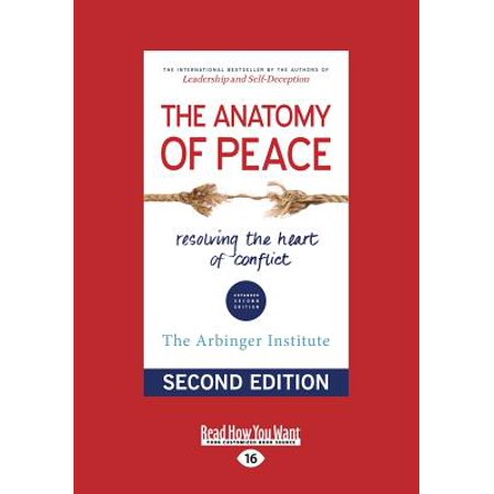 The Anatomy of Peace (Second Edition) (Large Print
