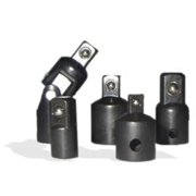 """5 Pc 3/8"""" Drive Impact Adapters & Reducer Ratchet"""