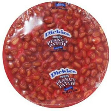Product Of Dickies, Jumbo Peanut Pattie, Count 1 (9 oz) - Sugar Candy / Grab Varieties &