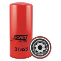 BALDWIN FILTERS BT525 Hydraulic Filter,3-11/16 x 8-23/32 In