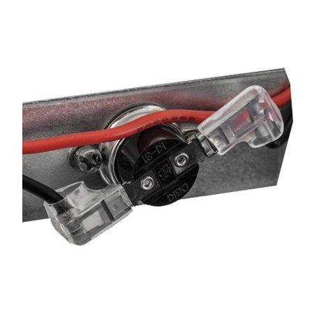 CWT45 Thermostat for 28-Watt Solar Powered Attic Ventilator, Accommodates Broan 28-Watt Solar Powered Attic Ventilators By Broan