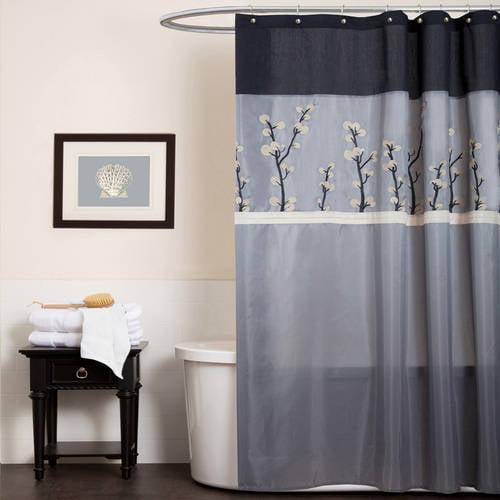 Brown Shower Curtains Walmartcom