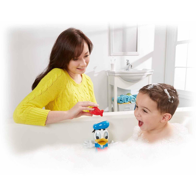 Disney Mickey Mouse Clubhouse Quack & Spray Donald Bath Toy ...