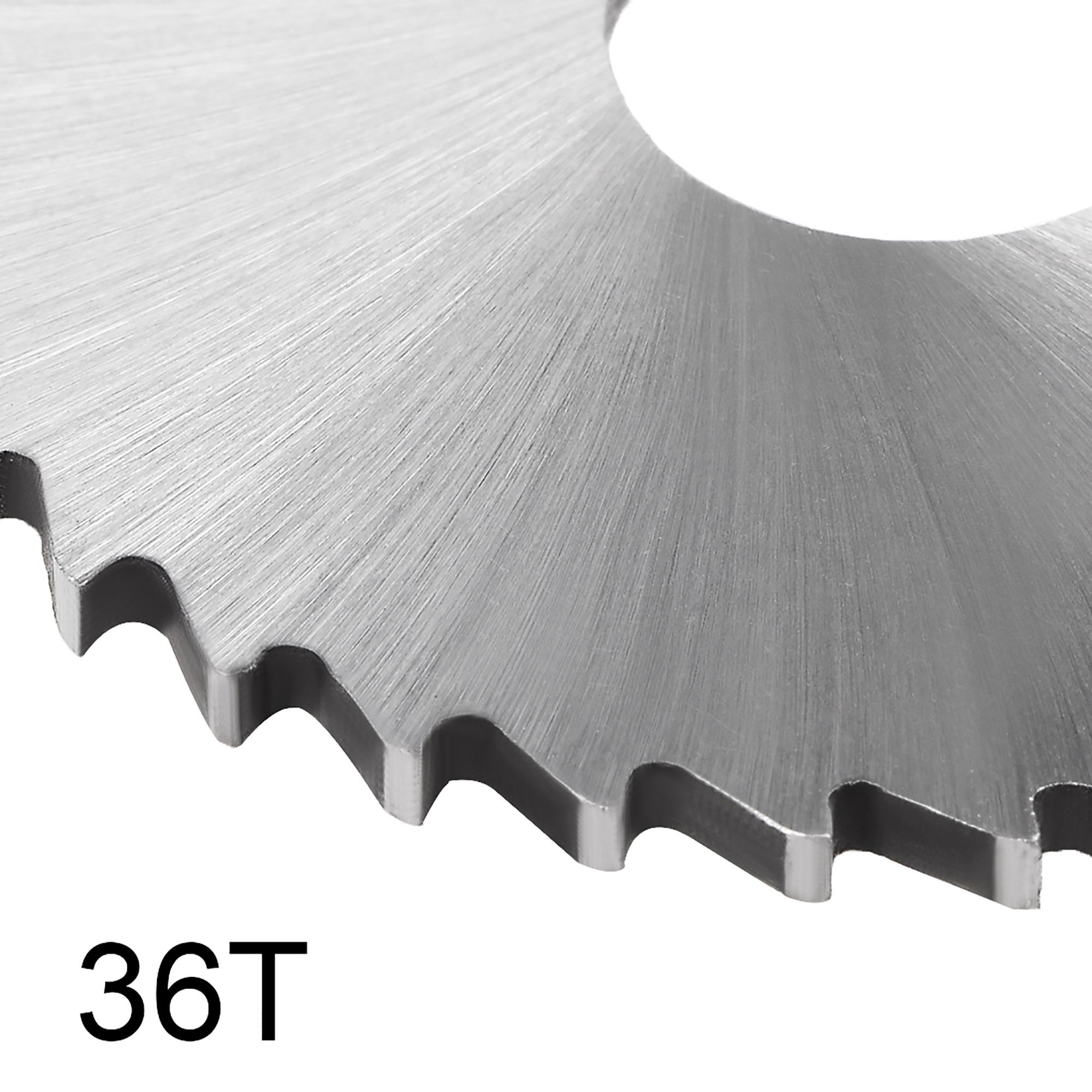 HSS Saw Blade, 60mm 36 Tooth Circular Cutting Wheel 2.5mm Thick w 16mm Arbor - image 1 of 3