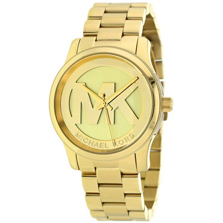Michael Kors Women's Parker MK5786 Gold Stainless-Steel Japanese Quartz Fashion Watch