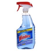 Windex Crystal Rain Glass Cleaner 26 oz