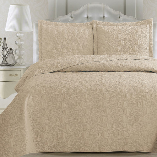Home Fashion Designs Rossa Quilt Set
