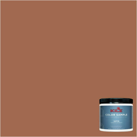 KILZ COMPLETE COAT Interior/Exterior Paint & Primer in One #LC100-01 Roasted