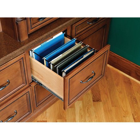 Rev-A-Shelf Small File Drawer System - Zinc (Best Distributed File System)