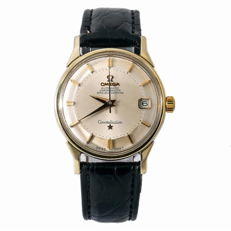 Pre-Owned Omega Constellation 168.005 Steel  Watch (Certified Authentic & Warranty) Omega Silver Watch