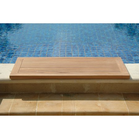 Anderson Teak Wood Indoor Outdoor Shower Mat Walmart Com