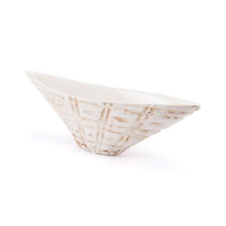 Decorative Bowls Centerpiece Table Decor Bowl For Home Decoration Ivory