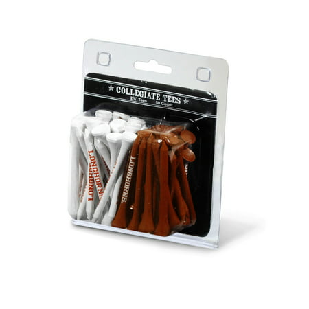 - Team Golf NCAA Texas Longhorns Pack Of 50 Golf Tees