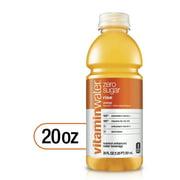 vitaminwater zero rise, electrolyte enhanced water w/ vitamins, orange drink, 20 fl oz