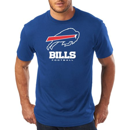 Mens Nfl Buffalo Bills Short Sleeve Tee
