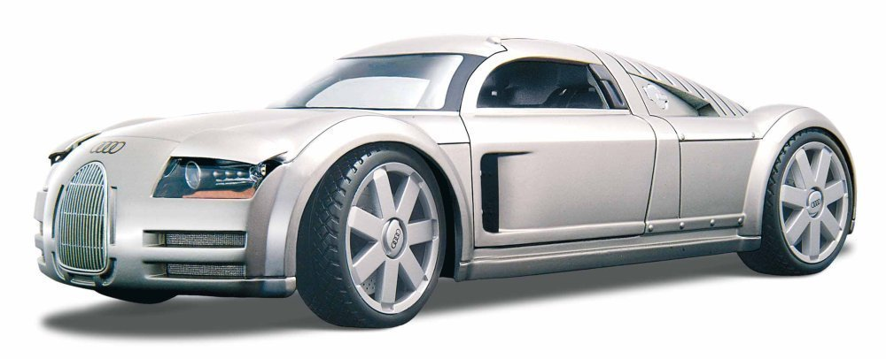 "1:18 Scale Audi Supersportwagen ""Rosemeyer"" Diecast Vehicle, Large approximately... by"