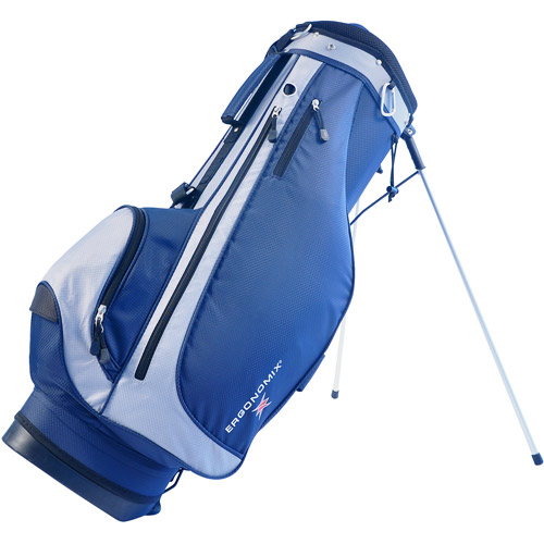 Ergonomix Deluxe 10-Way Light Stand Golf Bag