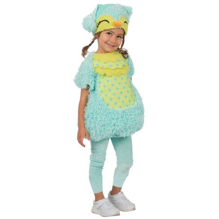 Toddler Night Owl Costume (80's Prom Night Costumes)