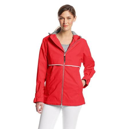 Charles River Womens New Englander Rain Jacket