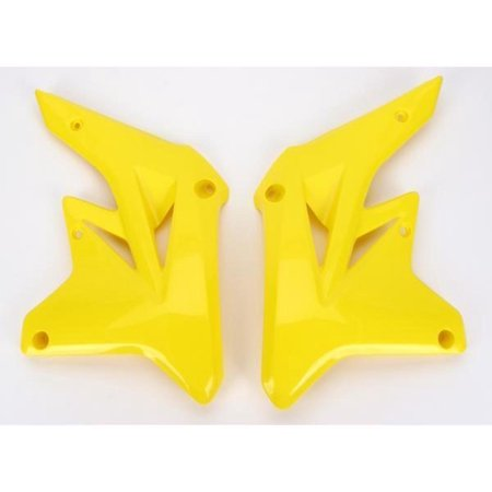 UFO Plastics SU04901-102 Radiator Covers - Yellow