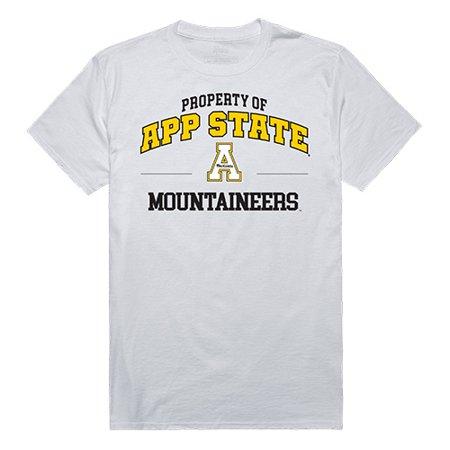 Appalachian State University Mountaineers Ncaa Property Tee T Shirt