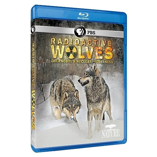 Nature: Radioactive Wolves [Blu-ray]
