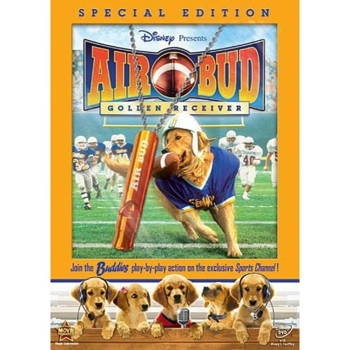 Air Bud: Golden Receiver (Special Edition) (With Sport Whistle Necklace) (Widescreen, SPECIAL)