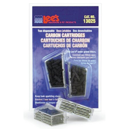 Disposable Carbon Cartridge by Lee