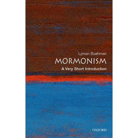 Mormonism: A Very Short Introduction - eBook