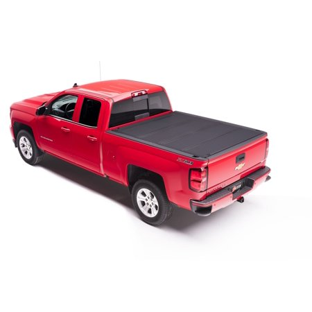 - BAKFLIP MX4 HARD FOLDING TONNEAU COVER FOR 15-17 GMC SIERRA HD 8' BED - 448122