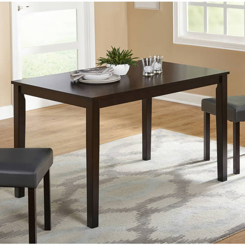 Ansa Dining Table, Multiple Colors by Overstock