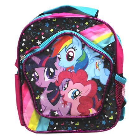 My Little Pony Friendship is Magic Mini Star Toddler Backpack (10in) - My Little Pony Backpacks