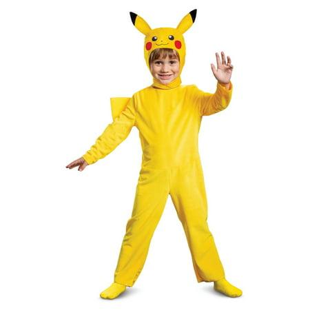 Toddler Pokemon Costume (Halloween Pikachu Toddler Toddler)