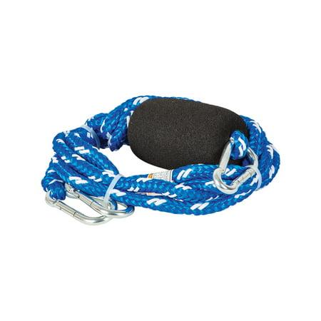 o 39 brien 8 39 floating ski tow rope harness blue. Black Bedroom Furniture Sets. Home Design Ideas