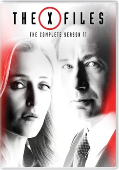 The X-Files: The Complete Season 11 DVD by