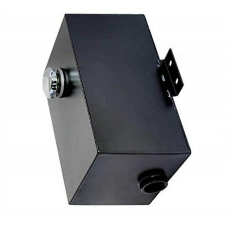 speeco hydraulic oil tank coolant reservoir fluid storage equipment and log splitter accessory - 5 gallon Gallon Reservoir Bottom