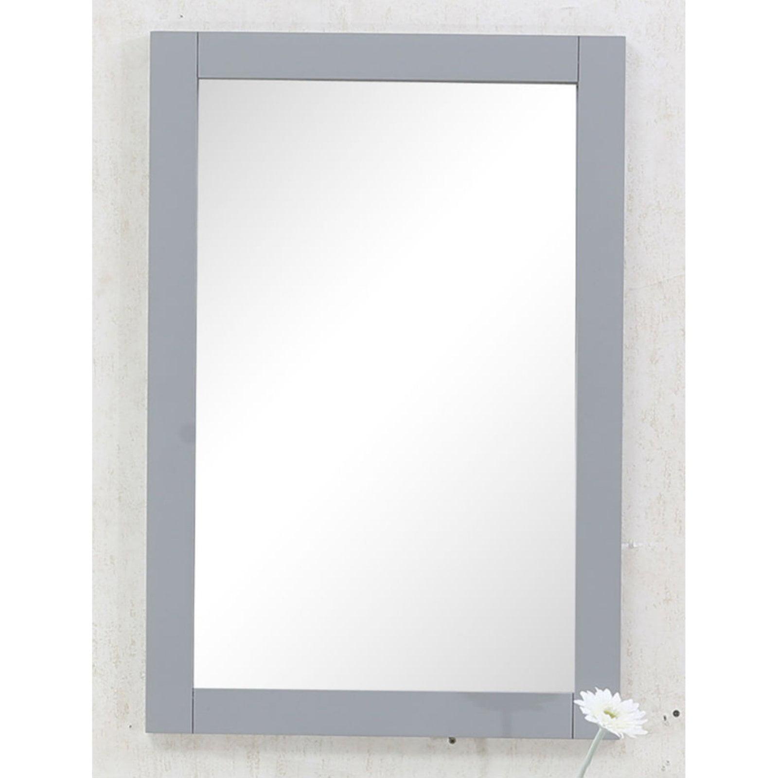 Legion 20 in. Traditional Bathroom Mirror by Legion Furniture LLC