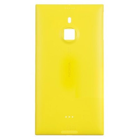 Nokia Lumia 1520 Battery Door - Yellow - image 1 of 1