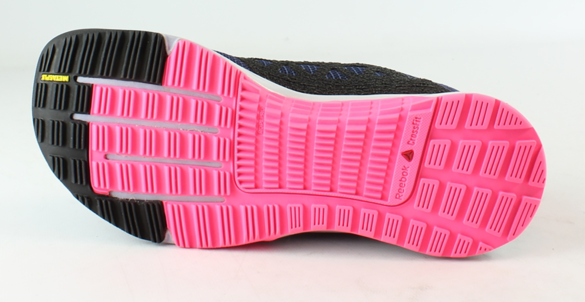 Reebok Womens R Crossfit NANO 5.0 MID Blue Cross Training Shoes Size 5 New