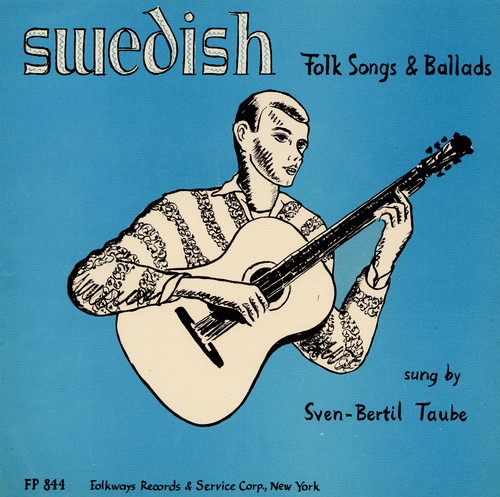 Sven-Bertil Taube - Swedish Folk Songs & Ballads [CD]