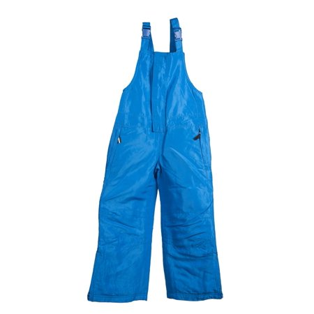 0970f274a Northwest Blue Kids Ski Bib, Insulated Snow Pants for Boys and Girls -  Walmart.com