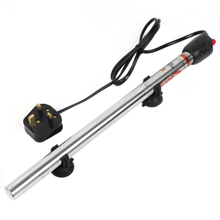 400w adjustable 16 32 degree temperature heater tube for for Fish heater walmart