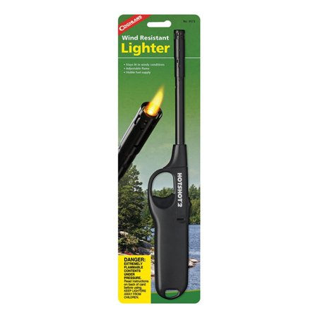 0573 Windproof Lighter, A disposable jet flame lighter that can be lit and stay lit in windy conditions. Great for lighting barbecues, grills and gas.., By