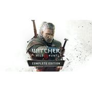 Witcher 3 Wild Hunt Comp Ed, CD Projekt, Nintendo Switch [Digital Download]