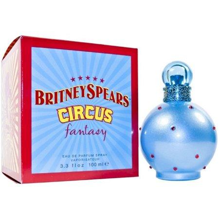 2 Pack - Circus Fantasy by Britney Spears Eau De Parfum Spray For Women 3.3 oz