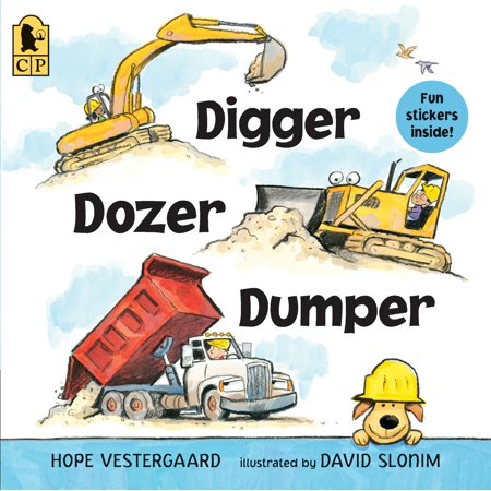Cat Baby Dumper (Digger, Dozer, Dumper )