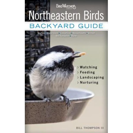 Northeastern Birds : Backyard Guide - Watching - Feeding - Landscaping - Nurturing - New York, Rhode Island, Connecticut, Massachusetts, Vermont, New Hampshire, Maine