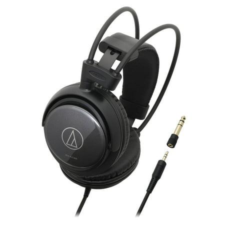 Audio Technica ATH-AVC400 SonicPro Over-Ear Headphones 53mm Drivers Audio Technica Over Ear Headphones