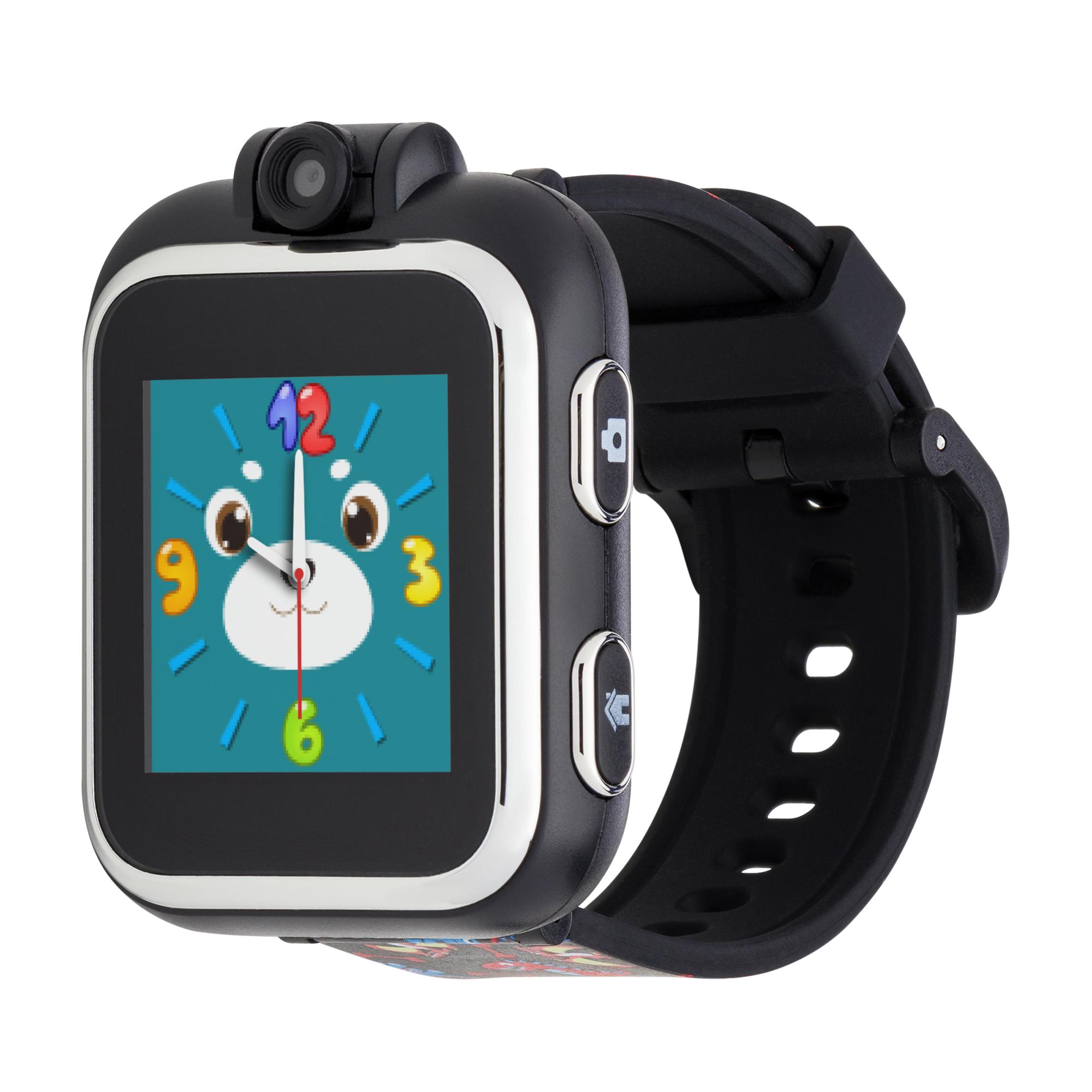 iTouch Playzoom Kids Smart Watch Dark Dinosaur Print