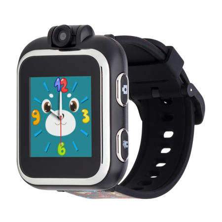 iTouch Playzoom Kids Smart Watch Dark Dinosaur Print